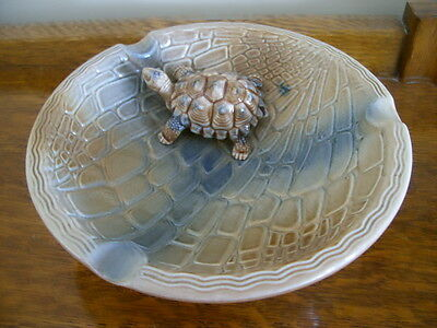 Large Wade Tortoise Ashtray. Excellent condition.