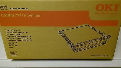 New OKI C610n/C711n Series Transfer Belt - Box Opened to Inspect Only