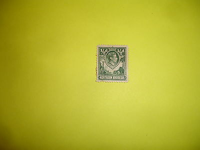 postage stamps of NORTH RHODESIA