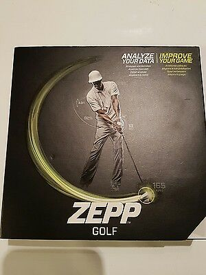 Zepp Golf 3D Swing Analyser