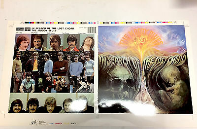 The Moody Blues Original Album Artwork For In Search Of The Lost Chord