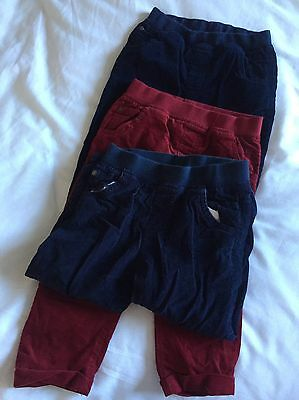 Boys Trousers - 18-24 Months - 3 pairs