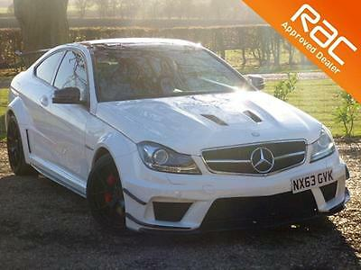 C Class C63 Amg Edition Coupe 6.2 Automatic Petrol