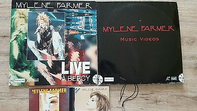 Mylene farmer lot