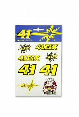 Aleix Espargaro #41 Sticker Set  MotoGP Aprilia Gresini Racing Team