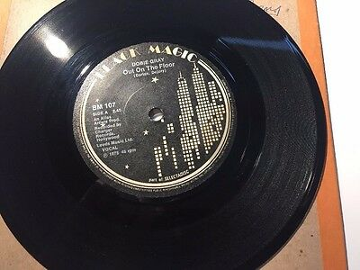 Dobie Gray - Out on the Floor - Northern Soul Single.