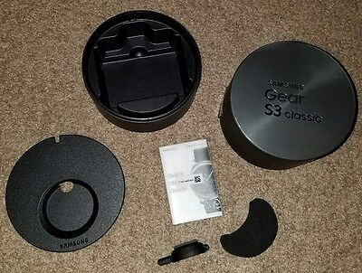 Samsung Gear S3 Classic Box ONLY - No Watch