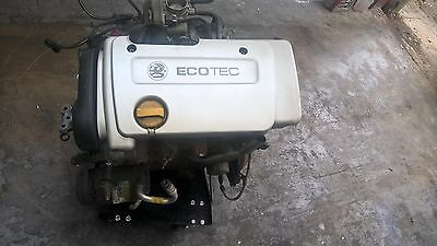 Vauxhall 1.6 16V Z16Xe Petrol Engine Astra/vectra/zafi 87,000 Miles Full Tested