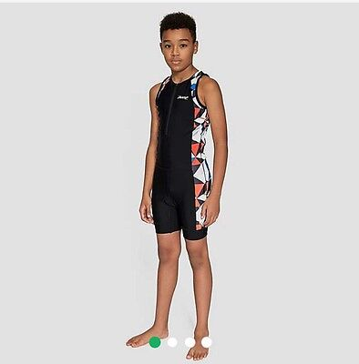 BNWT Zoot Protege Junior Tri suit - Large (approx Age 12-14)