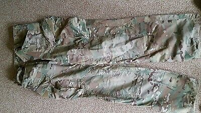 CAMOGROM MTP MULTICAM CAMO trousers Med
