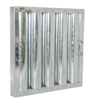 16X20 Galvanized Flame Gard Commercial Hood Grease Filter