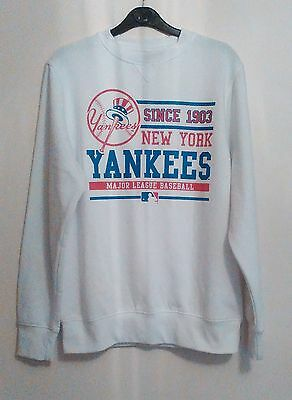 Majestic  New York Yankees  Sweatshirt Jumper  Medium