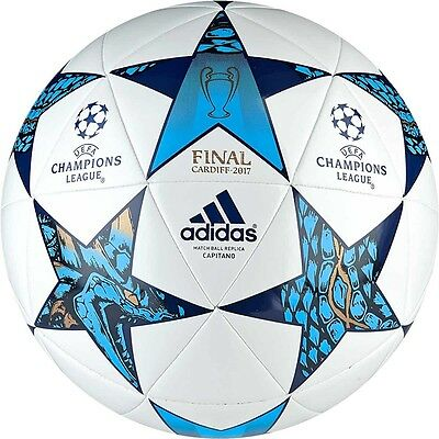 Adidas Champions League Final  2017 Capitano  Match Ball Football 3,4,5.Cardiff