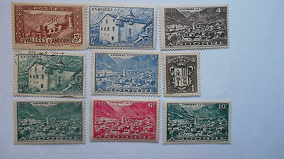 timbres andorre