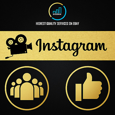 1K Instagram-Followers Or 2K-Likes | 30-Day Refill | Buyseoonline