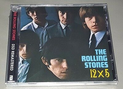 The Rolling Stones Cd ! 12X5