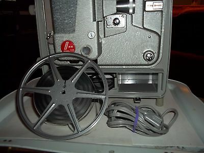 Revere 8 Mm Movie Projector Model 777