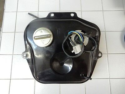 Gas Tank For Vip 50Cc-150Cc Scooter Complete W/cap, Sensor, & Filter