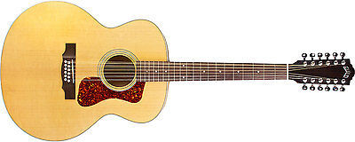 Guild F-2512E Maple Westerly 12 String Electro Acoustic