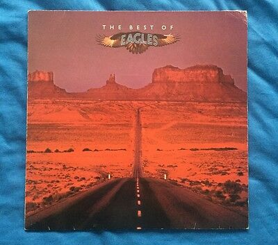 Eagles - The Best Of...Original 1985 LP Album