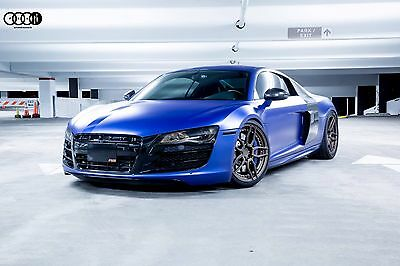 2011 Audi R8  2011 Audi R8, Twin Turbo Stage 1, 950HP CFI Designs, ADV.1 Wheels, Matte Wrapped