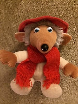 COLLECTABLE WOMBLES ORINOCO WOMBLE SOFT SMALL TOY Golden bear Products