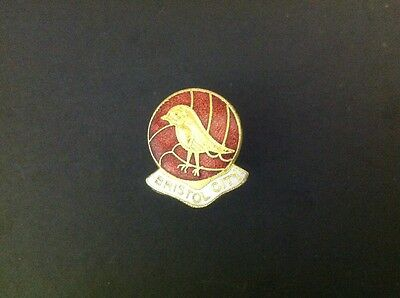 Bristol City Pin Badge (made by Coffer Northampton)