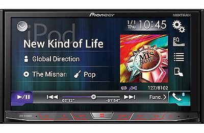 Pioneer AVH-4100NEX DVD RDS AV Receiver Apple CarPlay/Android Auto/SiriusXM/BT