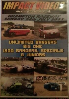 banger racing dvd.Unlimited bangers, The big one from Brampton!