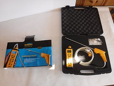 NEW Fieldpiece Model SOX3 Combustion Check HVACR Tool New Unopened Case (T)