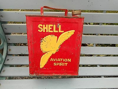 Petrol  Can  Shell