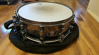 "Mapex 14"" x 6.5"" Black Panther  Snare Black Chrome"
