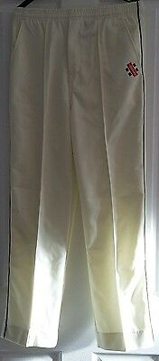 Gray Nicolls Cricket Trousers Size Youth