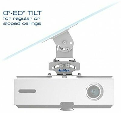 QualGear Universal Ceiling Mount For Projector