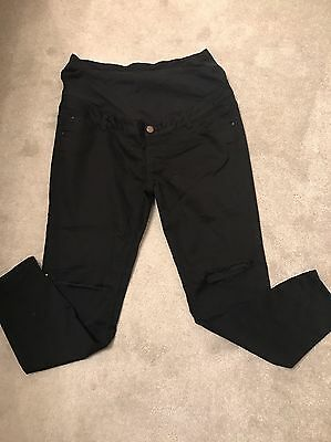 New Look Super Skinny Maternity Jeans Size 16