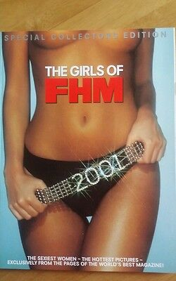 Pamela Anderson FHM 2001 Annual Collectors Edition  Immaculate