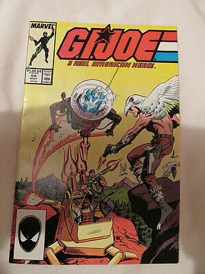 Marvel Comics - G.i. Joe - No.59 - May 1987.