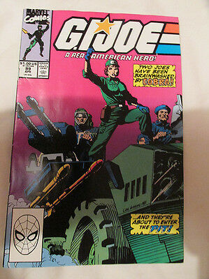 MARVEL COMICS - G.I. JOE - No.99 - 1990.
