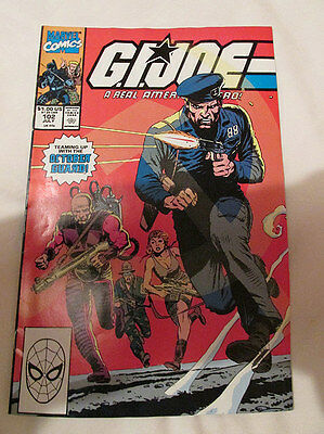 MARVEL COMICS - G.I. JOE - No.102 - 1990.