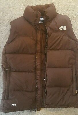Womans North face gillet