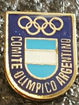 2016 Rio Olympic  ARGENTINA NATIONAL COMMITTEE  NOC pin