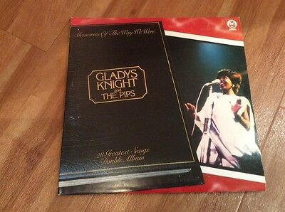 Gladys Knight and The Pips vinyl LP