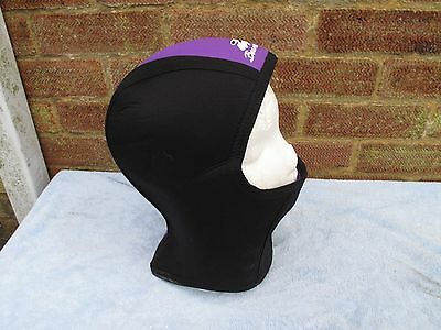 Beaver 3Mm Neoprene Wetsuit Hood Size Xl Good Condition As Pics Show