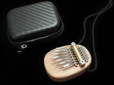 Kalimba Shamanic Mini (in case) Sansula Thumb Piano Great sound