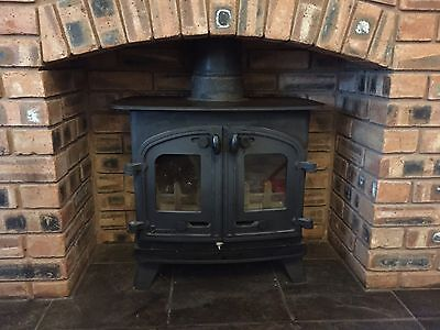 Cotswold Cast Iron Wood Burner Stove