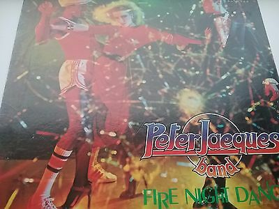 peter jacques band fire night dance US PRELUDE DJ COPY