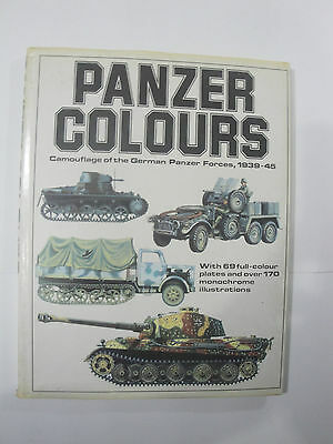 Panzer Colours, Camouflage of the German Panzer Forces, 1939-45