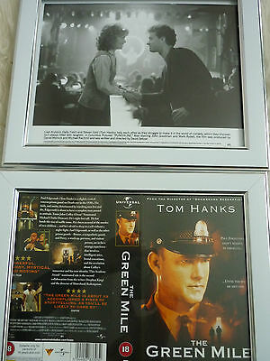 Green mile Vhs sleeve & Lobby card Punchline Hanks Poster B Movies Photo Dvd