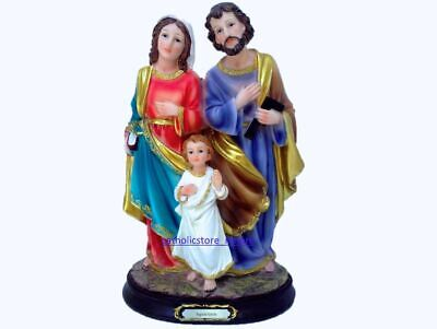 Sagrada Familia-Holy Family 6 Inch Statue  13019-6 New In Protected Box