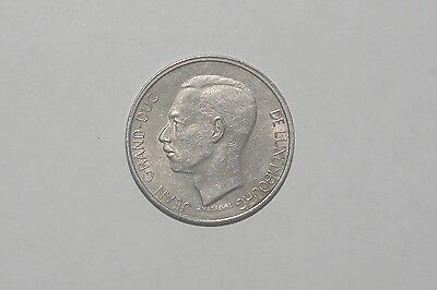 Luxembourg 5 francs 1976